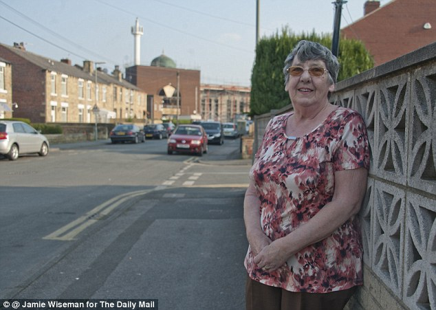 Jean Wood is determined to spend the rest of her days in Saville Town, Dewsbury after spending all of her life in the area