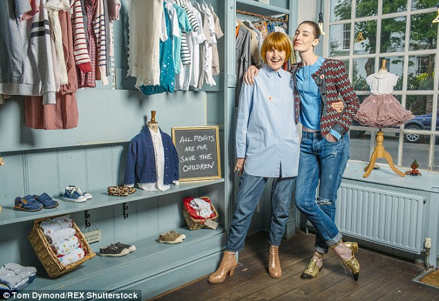 Image result for charity shop clothing