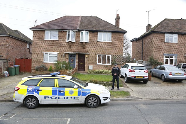 The bodies of the couple were found at their home in Billingshurst, West Sussex, on Christmas Day
