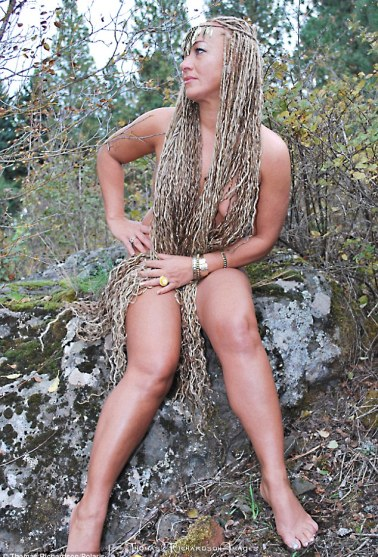 Though Dolezal has admitted to wearing a weave, she insists she is black because of her life experiences