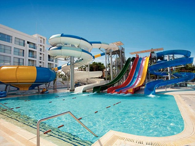 'Makes your stomach flip': British holidaymakers claimed the gang had been filming the children and swimming with them in the pool for about a week while pretending to be hotel employees