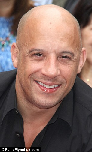 Vin Diesel to help produce and star in adaptation of cop