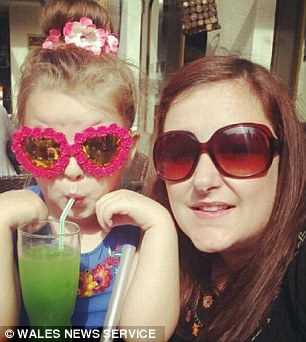Karen with her daughter Lois