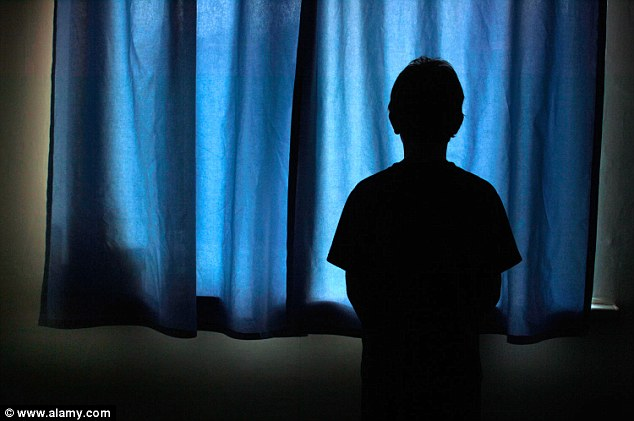 Decision: A family court judge has ruled that a convicted child rapist barred from being alone with girls aged ten to 16 can live with his toddler daughter as long as he is 'loosely supervised' (file photo)