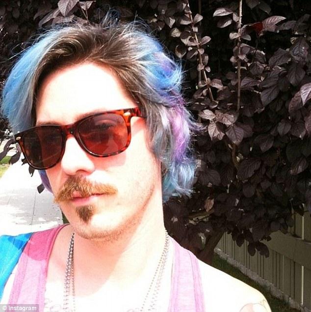 Merman Hair Trend Sees Men Dying Their Hair And Beards