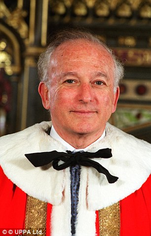 Life peer British barrister, writer, journalist and broadcaster and former Labour MP In robes for the introduction of Baron Bach into the House of Lords