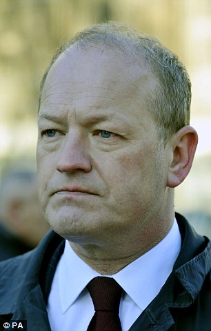 Campaigner: MP Simon Danczuk said that Mrs Saunders was responsible for a 'catalogue of errors'