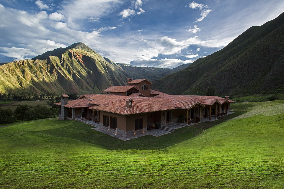 From their perch on an emerald Andean slope, the colonial-style estate and casitas of Inkaterra Hacienda Urubamba allow guests to soak up the spirit of the Sacred Valley, a region still shrouded in the mysteries of the Inca