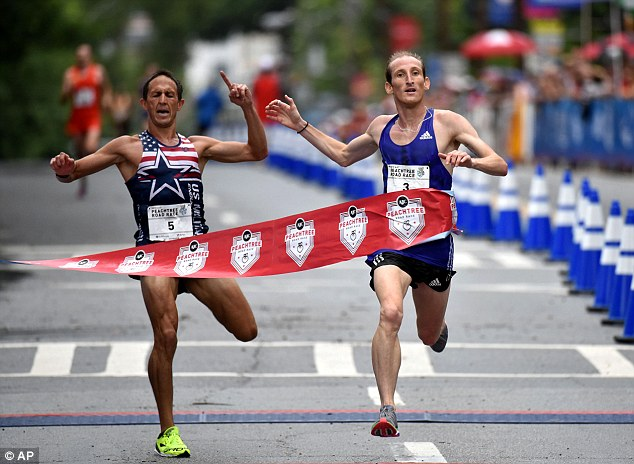 Image result for marathon runner