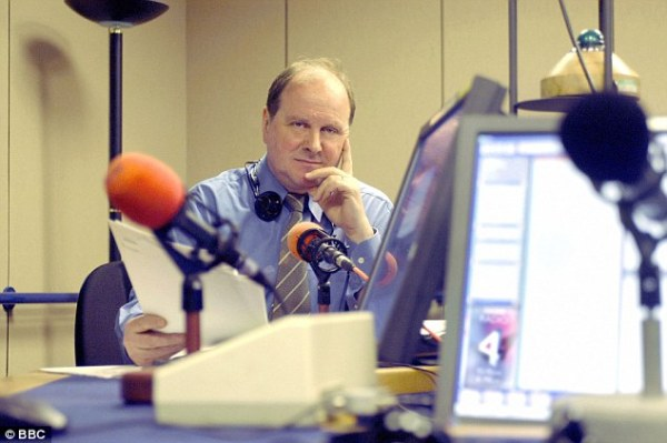 Jim Naughtie to leave BBC Radio 4's Today programme after ...