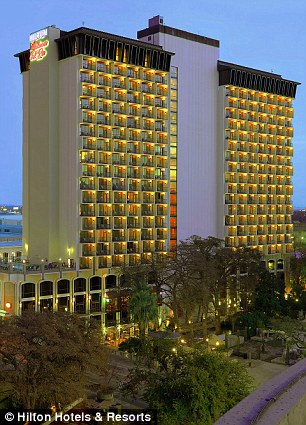 The price is more than a double room at the four-star Hilton Palacio del Rio 70 miles away in San Antonio, which will set you back $169