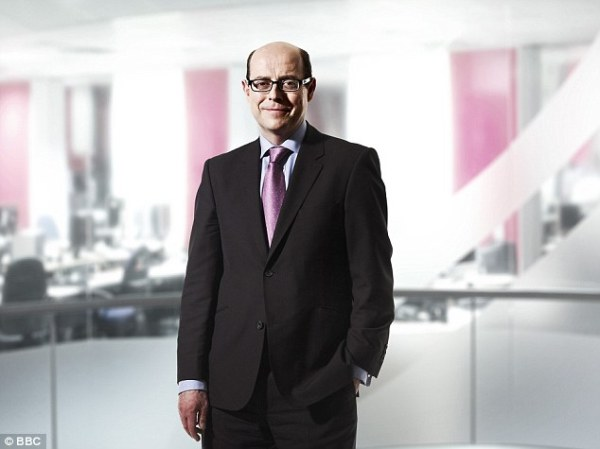 Nick Robinson confirmed as new presenter of BBC Radio 4's ...
