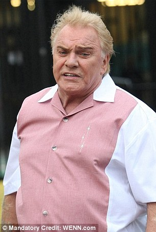 Freddie Starr, 72, (pictured) has lost his defamation claim against Karin Ward who claimed Starr molested her when she was aged 15 in 1974