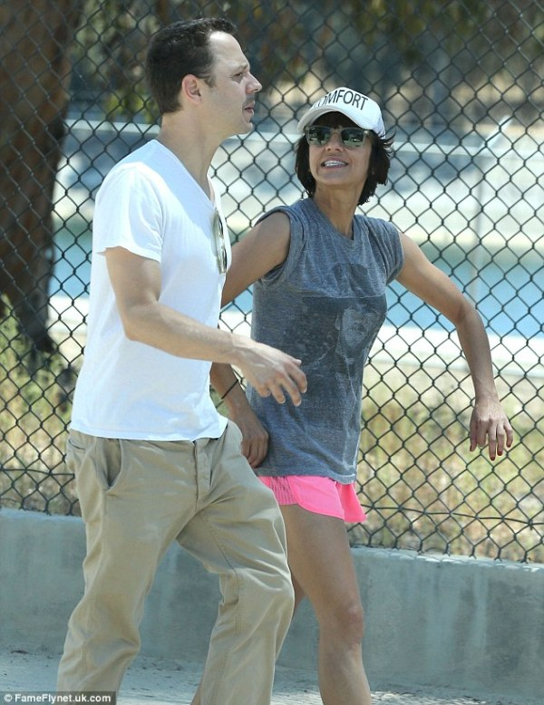 Giovanni Ribisi spotted with new girlfriend after Agyness ...