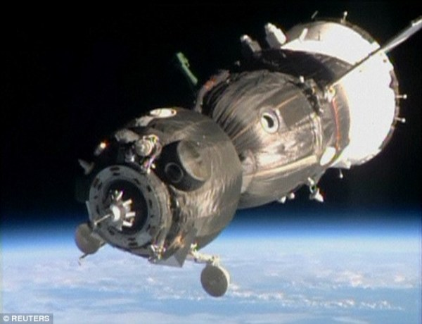 ISS astronauts forced to evacuate into Russian Soyuz to ...