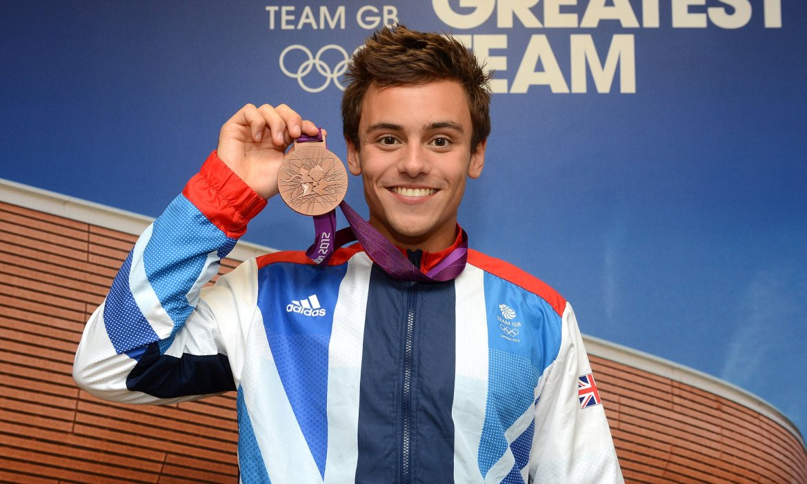 Tom Daley reveals 'Olympic blues' after winning bronze at London 2012...  and says he almost considered ending diving career | Daily Mail Online