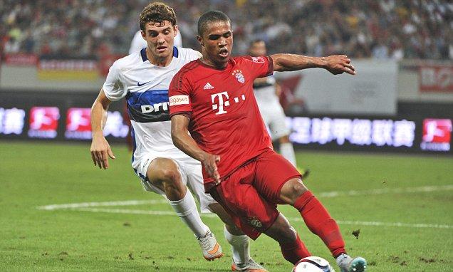 Bayern 1 0 Inter Milan Mario Gotze Fires A Late Winner As