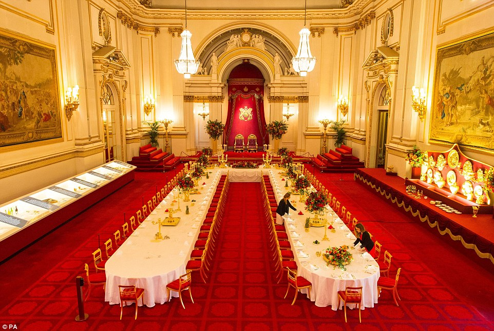 New Buckingham Palace Exhibition Goes Behind The Scenes Of