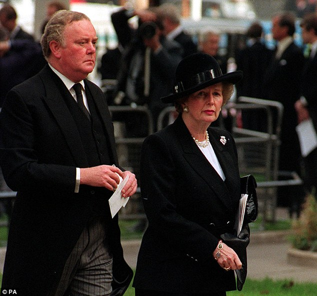 Ex-Cabinet Secretary Lord Armstrong was warned by the security services in  1986 that an