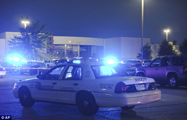 US Rep. Charles Boustany said in a statement; 'I'm saddened at the terrible loss of life represented in tonight's tragic shooting at a movie theater in my hometown of Lafayette'