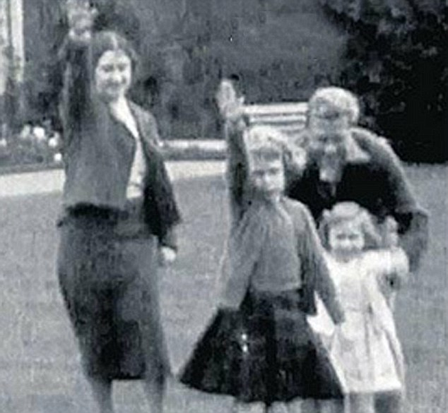 Coincidentally, the 1937 picture of Edward saluting comes in the wake of the publication of a jaw-dropping home movie showing our Queen, then a seven-year-old princess, giving a Nazi salute in 1933, abetted by the Duke, who was then the Prince of Wales