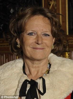 Baroness Jenkin of Kennington (Anne Jenkin)