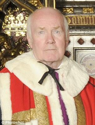 Labour peer Lord Reid (John Reid)