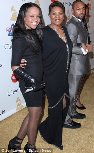 Bobbi with Dionne