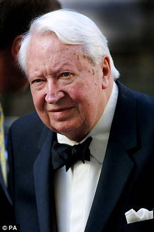 New probe: Sir Edward Heath is now being investigated by the squad of detectives probing the VIP paedophile scandal