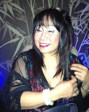 Myra Ling Ling Forde (pictured) apparently threatened to expose Sir Edward Heath as a paedophile in the 1990s
