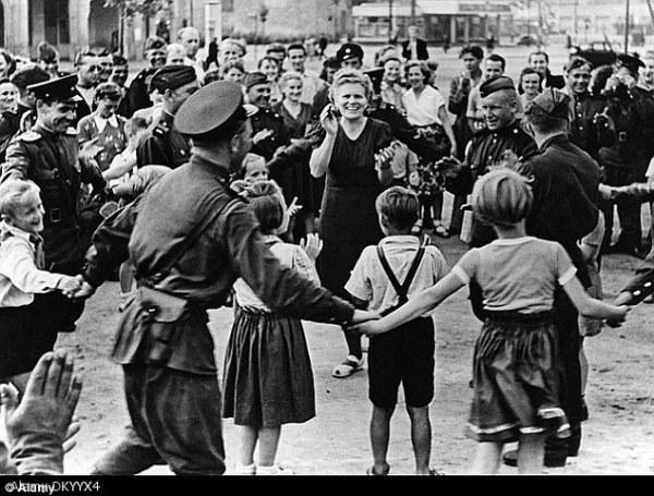 British historians' books focusing on Soviet atrocities ...
