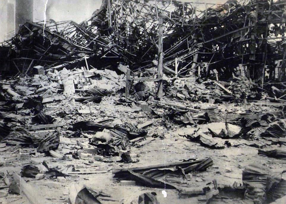 Borrado: Japón conmemora hoy la pérdida de 140 000 personas que murieron en la explosión inicial Hiroshima, así las innumerables que murieron más tarde como resultado de envenenamiento por radiación