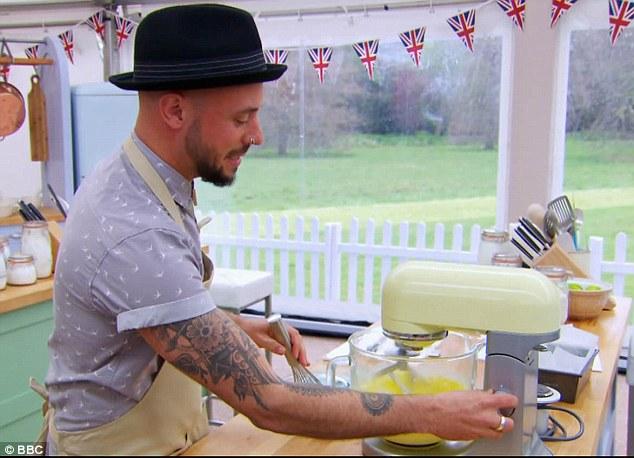 The Great British Bake Off MIXER Scandal As KitchenAids