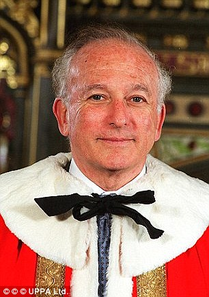 Saunders chose not to put Janner on trial and it was overturned