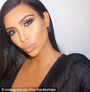 Image result for images of kim kardashian duck lip