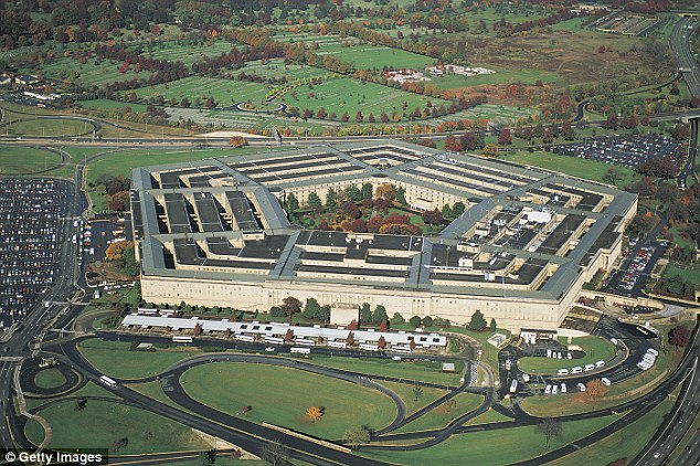 The Pentagon in Washington. The two 9/11 hijackers who allegedly had links to Saudi officials in the U.S. took part in the attack on the headquarters of the U.S. Department of Defense