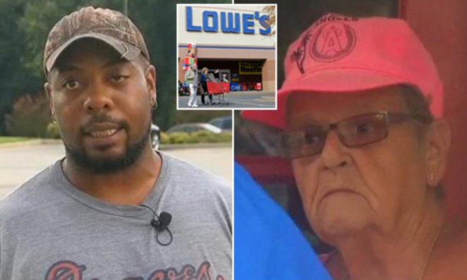 Lowe's driver Marcus Bradley replaced after customer asks for ...