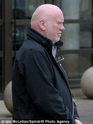 Rapist: John McGinn attacked a nine-year-old girl after rescuing her from a fire at her home