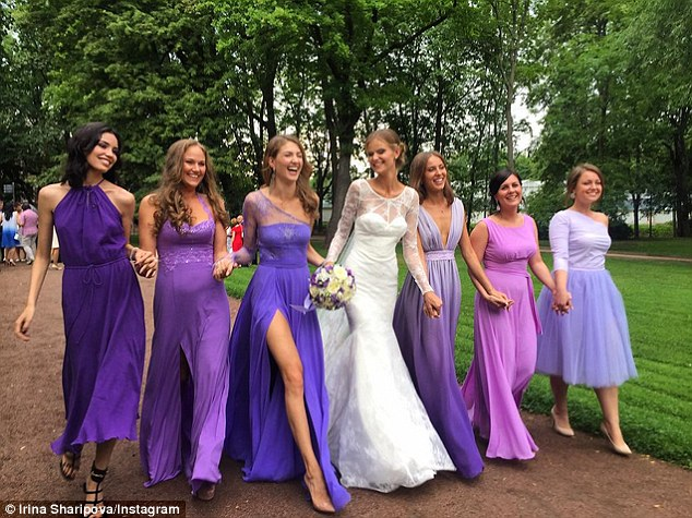 Victoria's Secret Angel Kate Grigorieva Weds Wearing