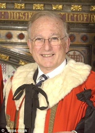 Britain's chief magistrate Judge Howard Riddle has made it clear that he will not tolerate further delay in the case of Lord Janner (pictured above) who faces 22 charges of sex abuse against boys and men