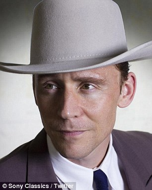 First photo: Sony Pictures Classics has released the first image of Tom Hiddleston as legendary country music singer Hank Williams in the upcoming biopic I Saw The Light