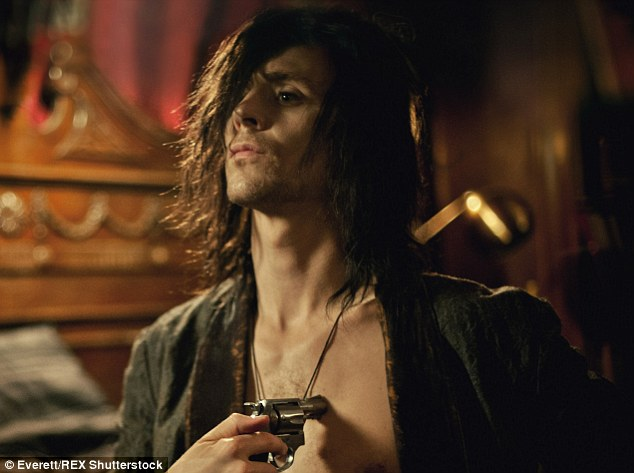 Bloodsucker: Mixing genres, Hiddleston has also played a vampire in Jim Jarmusch's Only Lovers Left Alive