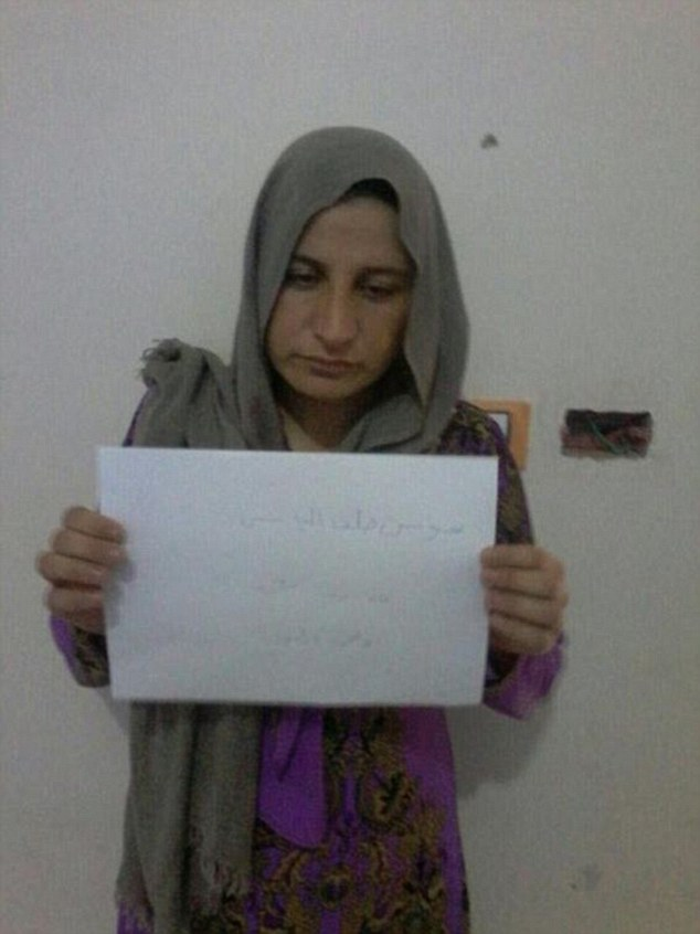 ISIS Post Pictures Of Christian Women Kidnapped In Syria