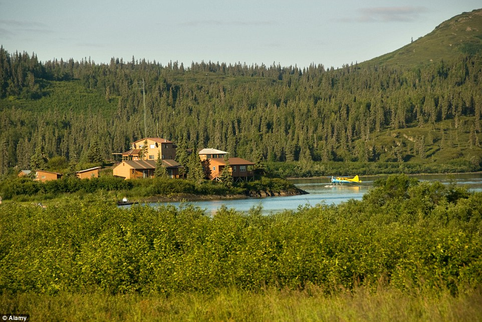 Tikchik Narrows Lodge in Alaska caters to those looking to try their hand at freshwater fishing on Bristol Bay