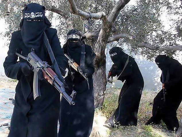 More than 500 women from the west have left their lives behind and gone to join ISIS in Syria and Iraq