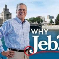 Jeb Bush Super PAC in Embarrassing Photoshop Fail