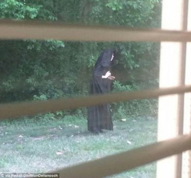 Image result for creepy man playground