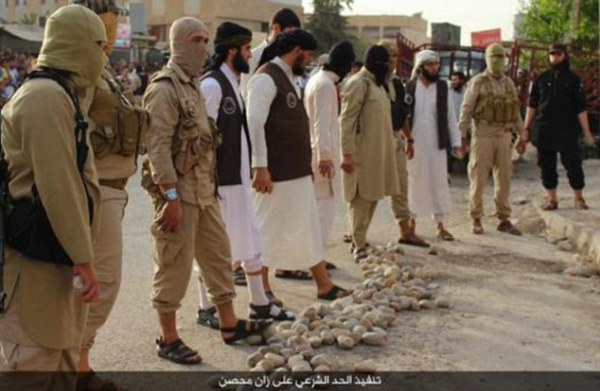 ISIS have killed 'at least' 30 people for being gay, UN ...
