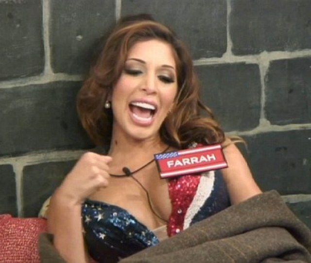 Cbbs Farrah Abraham And Natasha Hamilton Come To Blows During The First Few Hours
