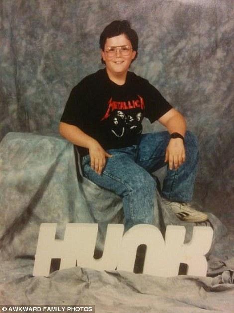 Thanks Mom Americas Most Awkward Class Photos Showcase A